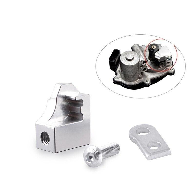P2015 Collecteur dadmission Pour Voiture Kit de r/éparation de panne Kit de collecteur dadmission Kit en aluminium 03L129711E
