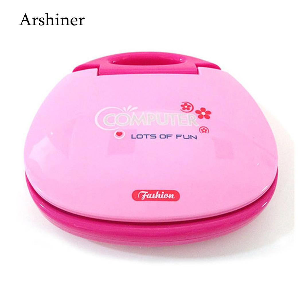 Kids Tablet Whole Brain Education Tablet with Preloaded Learning and Training Apps Candy Pink for 2 to 6 Years Old