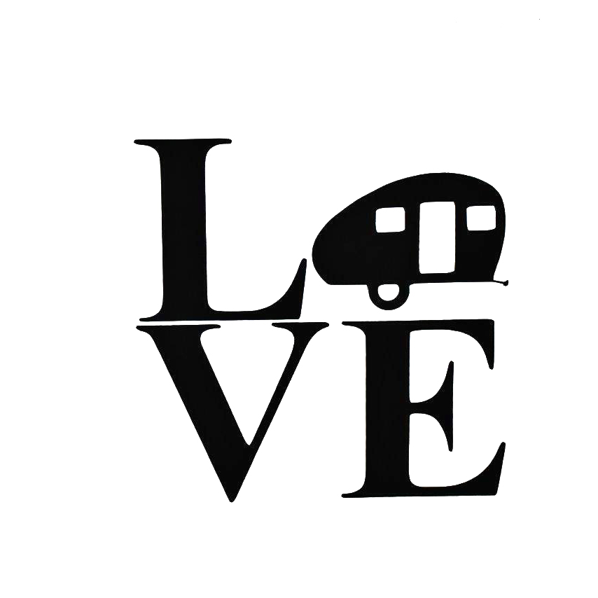 Airstream ADD CUSTOM WORDS Vinyl Decal Sticker A