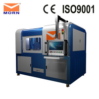 500W metal tube laser cutting machine 600*900 table Wide range of application DSP hand controller