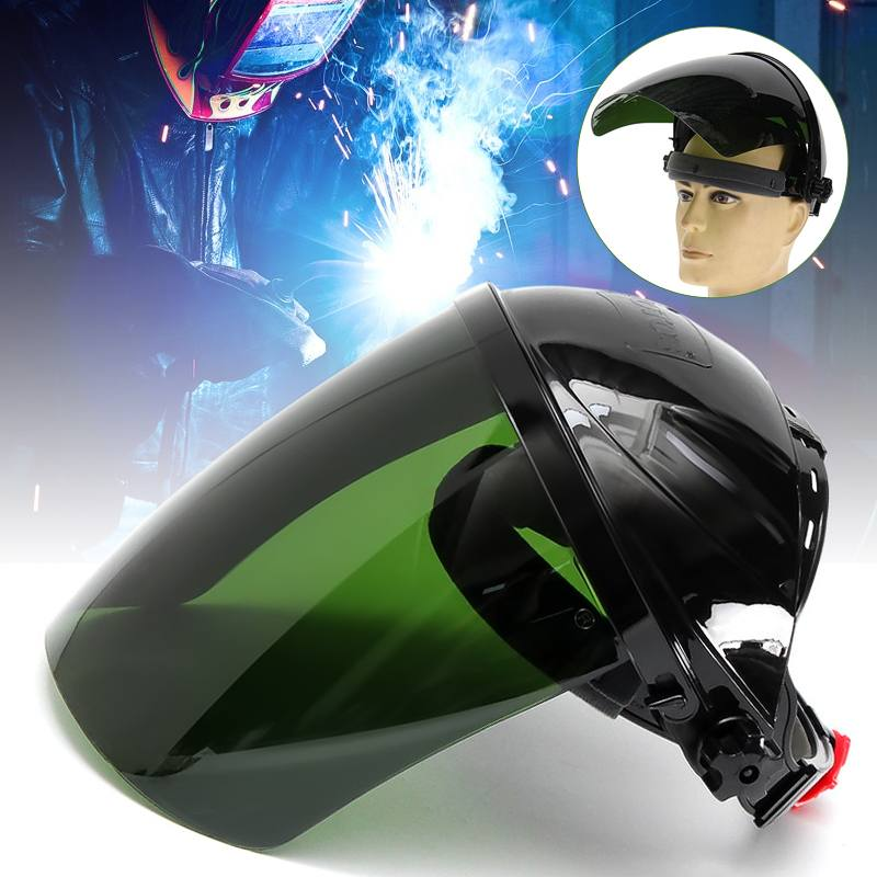 Welding Helmet ARC Weld Welders Lens Grinding Shield Visor UV Radiation Mask TIG Arc Welding Headgear For Face Protector