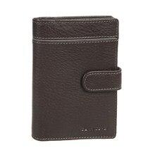Обложка для автодокументов и паспорта Gianni Conti 1818454 dark brown