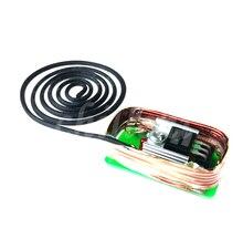 Ad alta potenza Trasmettitore di Potenza ad alta tensione del generatore Tesla coil, bobina di Tesla comunemente Diodo