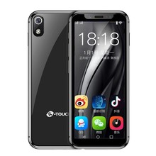 K-TOUCH i9 Face ID Mobile phone smallest small unlocked super mini android smart phone android 8.1 4G lte Quad Core cell phone