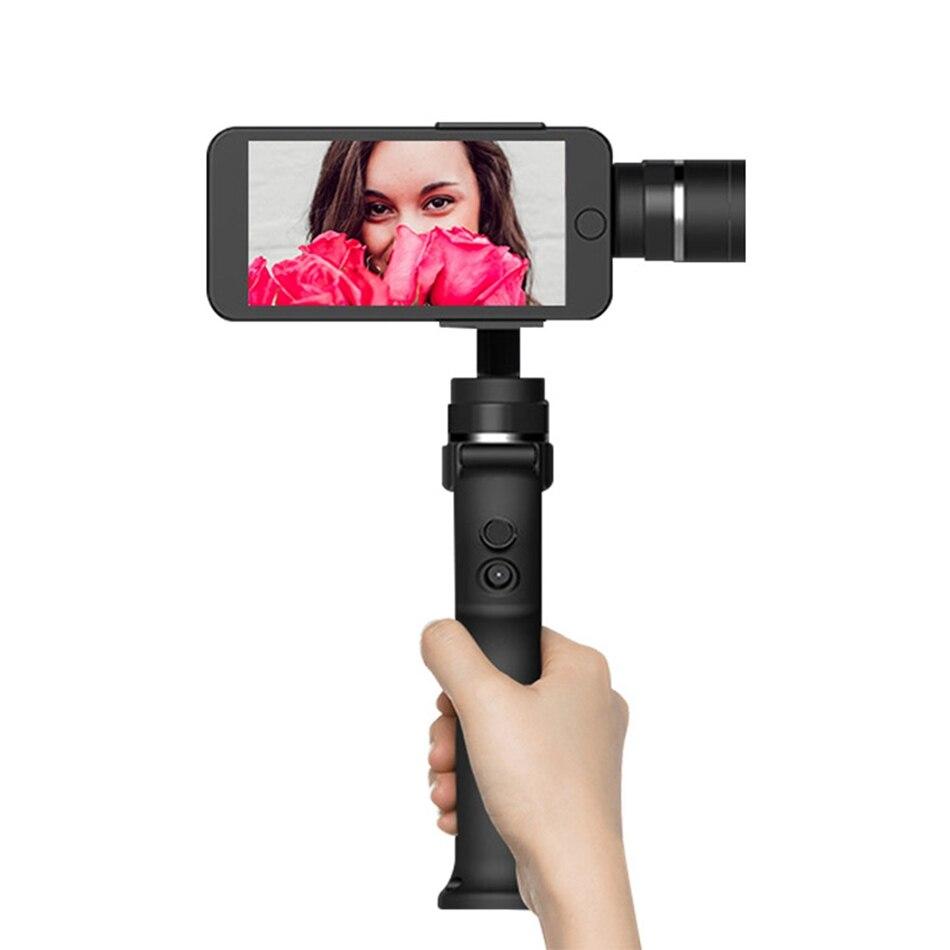 Eyemind 3 محور الدوران الذكية ذكي بلوتوث التطبيق يده مثبت أفقي الوجه تتبع وظيفة ل هاتف مزود بكاميرا طائرة بدون طيار FPV-في قطع غيار وملحقات من الألعاب والهوايات على  مجموعة 1
