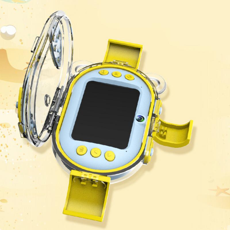 Digital Sports SLR Camera For Children With 3M Waterproof LCD Screen HD Resolution Zoom Flash Kids Diving Camera