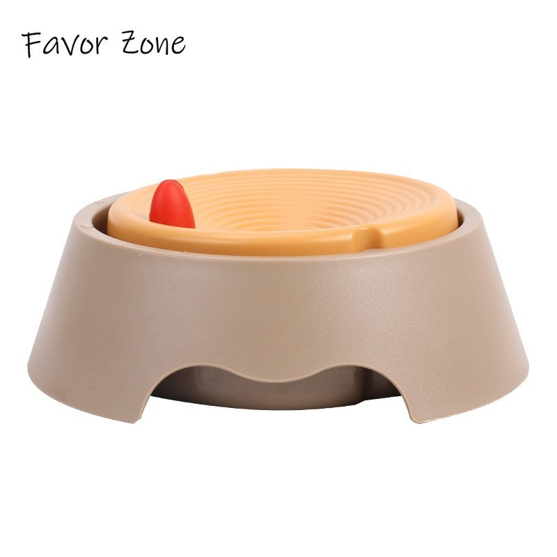 New Silicone Pet Dog Bowls Floating Design Not Wet Mouth Travel Portable Puppy Cat Bowl Feeder Universal Small Medium Large Dogs