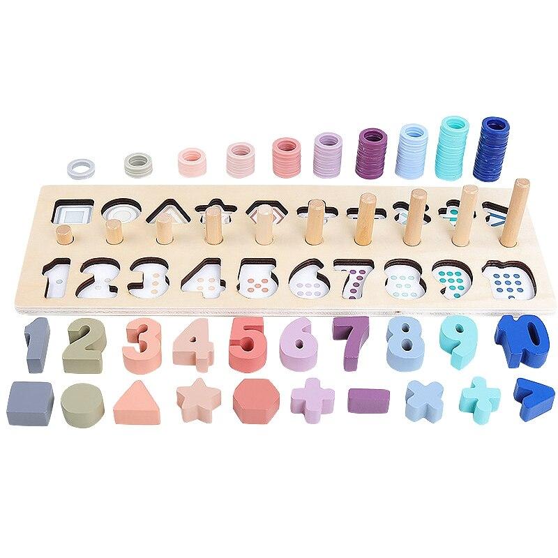 Montessori Board Educational Toy