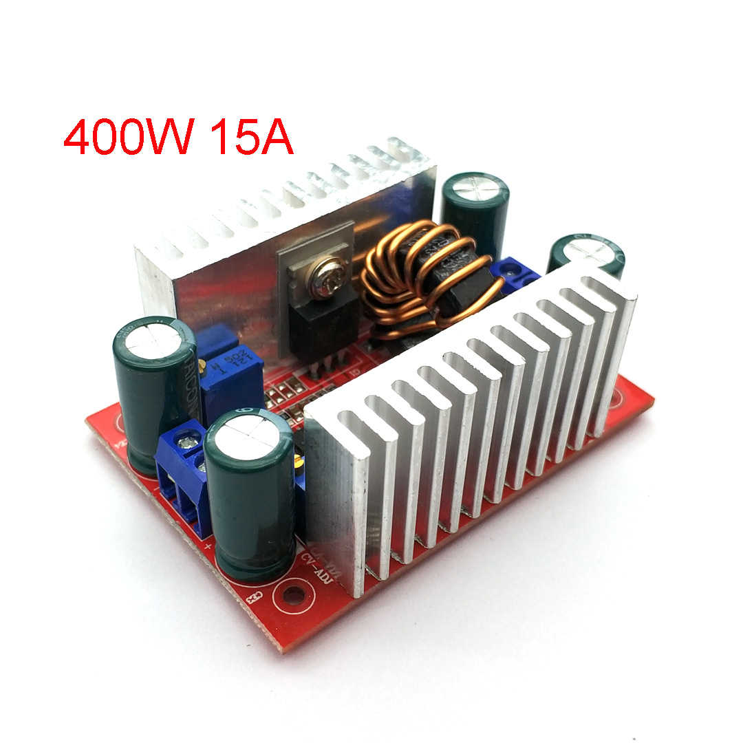 Detail Feedback Questions About Dc 600w 10 60v To 12 80v Boost Converter Capacitor Charger 400w 15a Step Up Constant Current Power Supply Led Driver 85