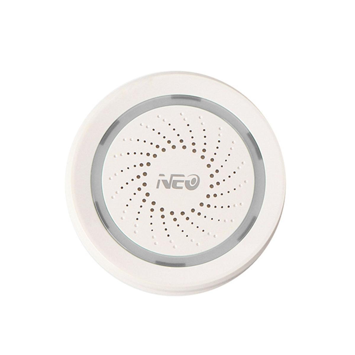 ABS WiFi USB Suono della Sirena di Allarme Sensore Intelligente Rivelatore di Controllo APP Home Office Sistema di Sicurezza Forniture Di Emergenza Senza FiliABS WiFi USB Suono della Sirena di Allarme Sensore Intelligente Rivelatore di Controllo APP Home Office Sistema di Sicurezza Forniture Di Emergenza Senza Fili