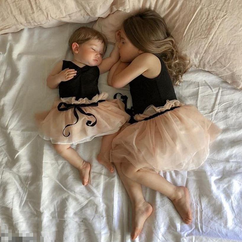 Robe Tutu Pour Bebes Filles Tenue Princesse Tutu De Fete Mariage Anniversaire Vetements D Ete Pour Filles Leather Bag