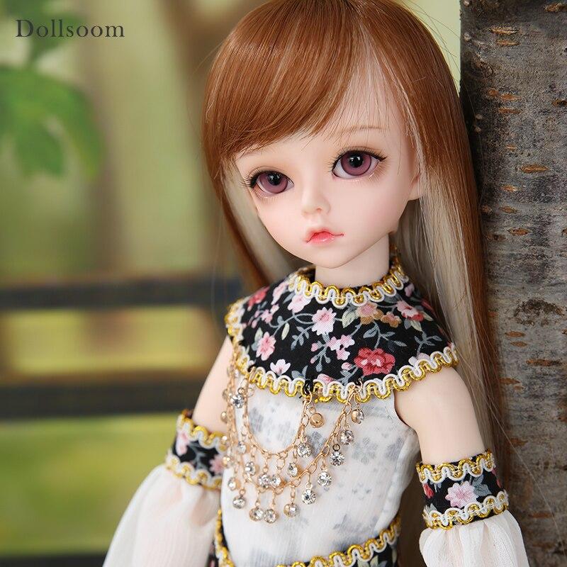 Trond Kivi 1 4 BJD SD Doll Body Model Girls Boys Toy Gifts For Girls Birthday