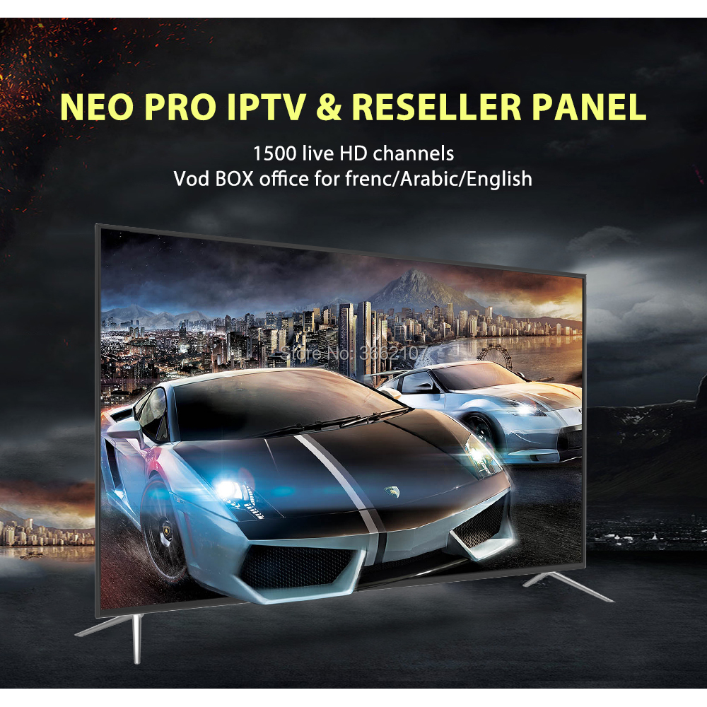 Neo Tv Code
