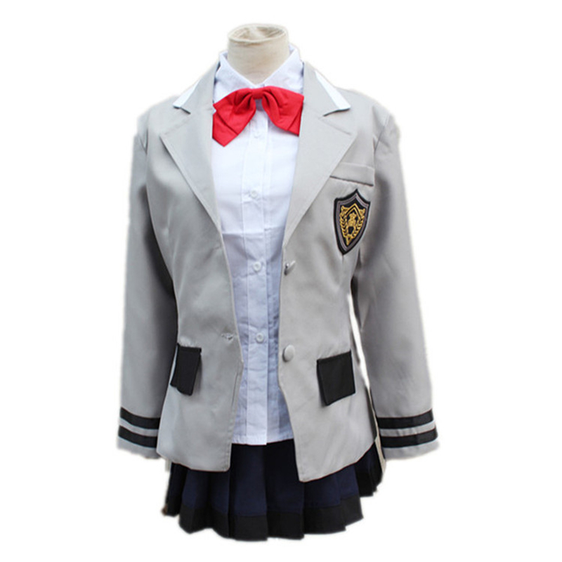 Tokyo Ghoul Cosplay Touka Kirishima Costumes Japanese Anime Uniform Halloween Costume For Adult Clothing