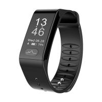 New T6 ECG + PPG Medical Grade Blood Pressure Heart Rate Monitoring Bracelet Smart Sports Health Bracelet