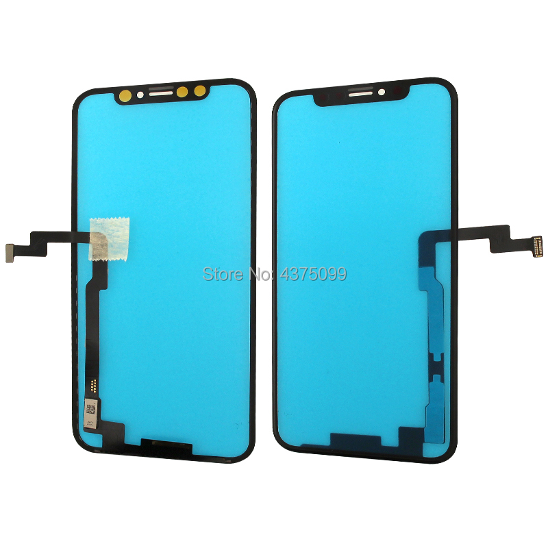 For Apple IPhone X DIGITIZER 3D Touch Screen Front Glass Lens Outer Panel With OCA No Welding Replacement