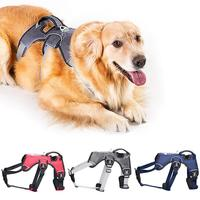 Dog Harness Leash Adjustable Breathable Dog Cat Collar Vest Harness for small medium large Chihuahua Dog Accessories