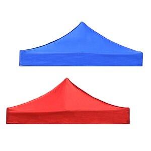 Image 5 - MagiDeal Ersatz 420D Oxford Camping Strand Zelt Baldachin Markise Top Abdeckung Im Freien Sonne Shelter Regen Plane Regenschirm Abdeckung