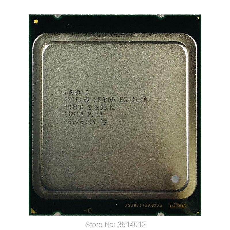 Intel Xeon E5-2660 SR0KK Socket2011 CM8062107184801 CPU C2 CM8062107184801