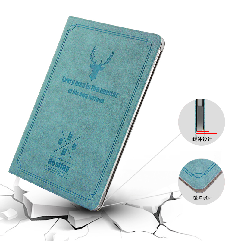 Case For iPad Pro 12 9 new 2020 Protective Cover PU Leather Case For New ipad