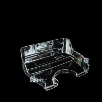 Clear Timing Belt Cover Pulley Cover Cam Gear Cover For Toyota Supra CRESTA MARK II 1Jz blox racing 2pcs adjustable cam gear pulley cam pulley set for honda civic integra d16a sohc 96 00 inlet and exhaust ep cgd16bl