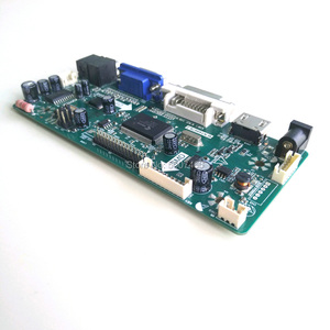 Image 5 - For N156HGE LA1/LB1/LG1/L11/L21 HDMI VGA laptop LCD panel WLED 40 Pin LVDS M.NT68676 screen controller drive board 1920*1080 kit