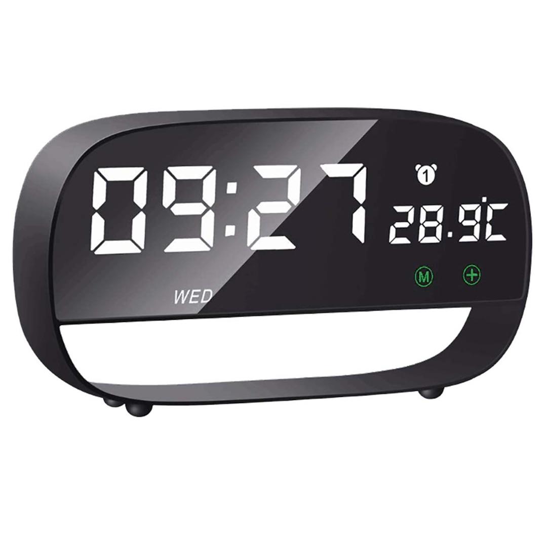 Bedside Clock Touch Based Digital Alarm Clock 5 Min