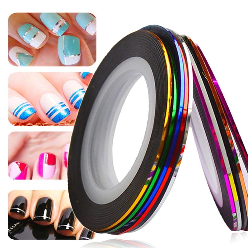 Beauty & Health 10 Pcs/lot Plastic Nail Art Soak Off Cap Clip Nail Art Tools Uv Gel Polish Remover Wrap Nail Tools Cleaner Soakers Set For Nail