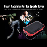 2018 KYTO Mobile Heart Rate Monitor Fitness Penetrable Ear Clip Heart Rate Sensor Real Time Outdoor toys For Boys Girls