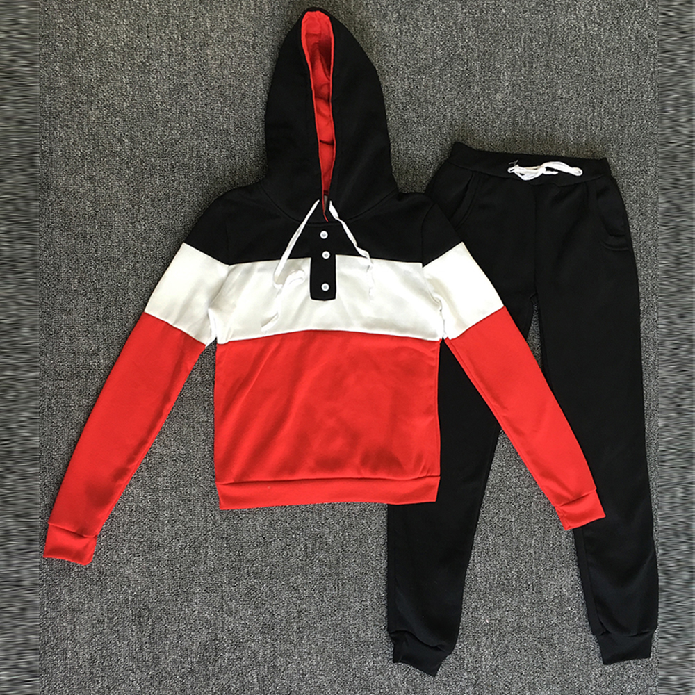 Cotton Sport Tracksuit