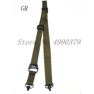 Image 5 - Tactical Hunting Gun Sling Adjustable 1 Single Point Bungee Rifle Sling Strap System New 3 Colors