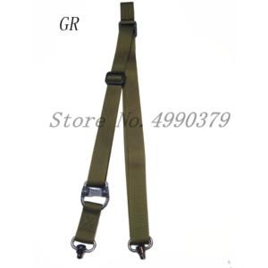 Image 5 - Taktische Jagd Gun Sling Einstellbare 1 Single Point Bungee Gewehr Sling Strap System Neue 3 Farben