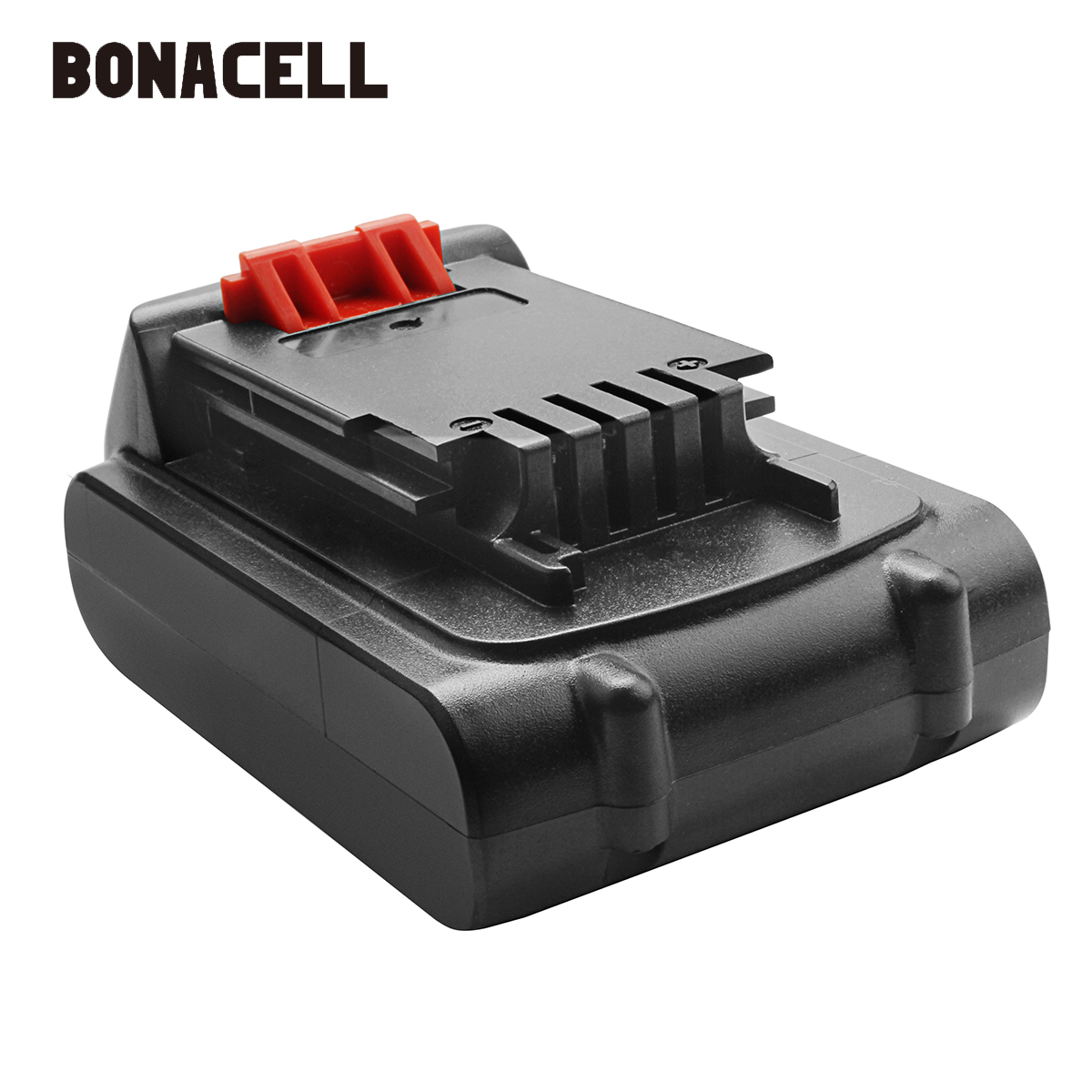 Bonacell 18V 20V 2000mAh Li ion Rechargeable Battery Power Tool Replacement Battery for BLACK DECKER LB20 LBX20 LBXR20 L30 in Replacement Batteries from Consumer Electronics