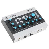 Alctron внешняя звуковая карта USB U16K MKII USB аудио запись интерфейс прочный алюминий корпуса