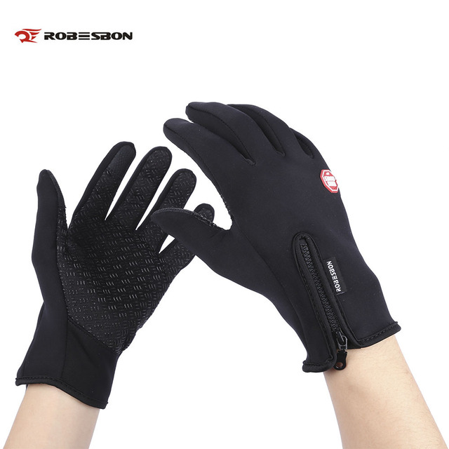 Lampen & Laternen Robesbon Paired Unisex Outdoor Bicycle Screen Warm Riding Gloves