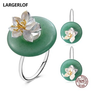 LARGERLOF 925 Silver Jewelry S