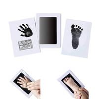 Отпечаток карты отпечаток чернил отпечаток нетоксичный Inkless Infant Mess Free Baby Safe Newborn сувенир