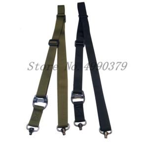 Image 3 - Taktische Jagd Gun Sling Einstellbare 1 Single Point Bungee Gewehr Sling Strap System Neue 3 Farben