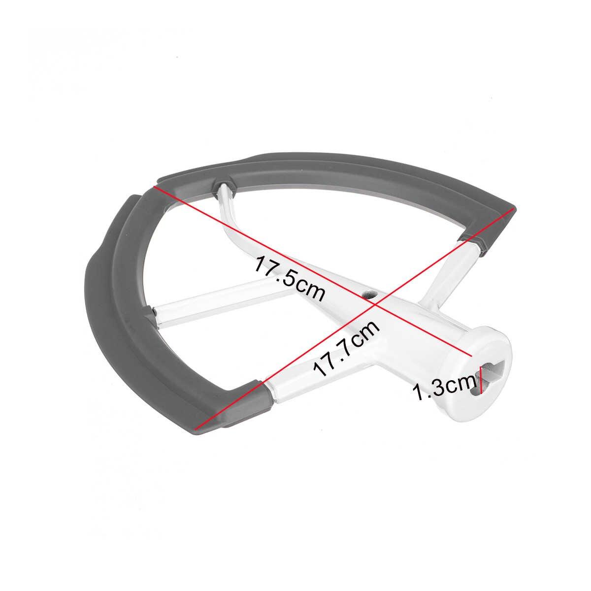 5.5QT-6QT Tilt Head-Flex Parte de Borda Para Stand Mixer KFEW6L KD2661X KP26M8X KT2651X KV25GOX