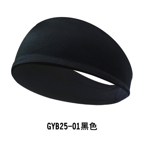 Apparel Accessories Bonjean Mens Sport Head Wrap 2018 Hair Accessories Fashion Elastic Hair Band Yoga Headband Black Soft Hair Band Bj358