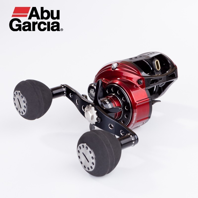 100% Original Abu Garcia Revo Toro T2 fusée 60 main droite Baitcasting moulinet de pêche 7.6: 1 8bb 413g 12 kg moulinet de pêche en eau salée
