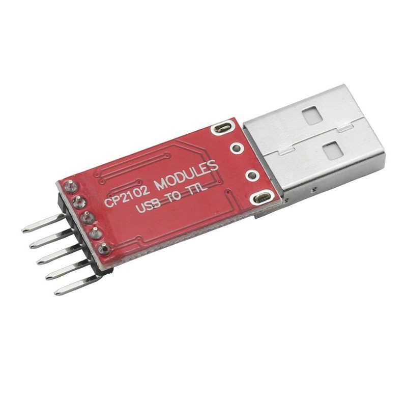 SAMIORE روبوت CP2102 وحدة USB إلى TTL المسلسل UART STC تحميل كابل PL2303 سوبر فرشاة خط ترقية