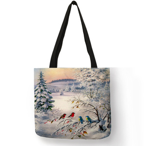 2018 Winter Women Tote Bag Sac