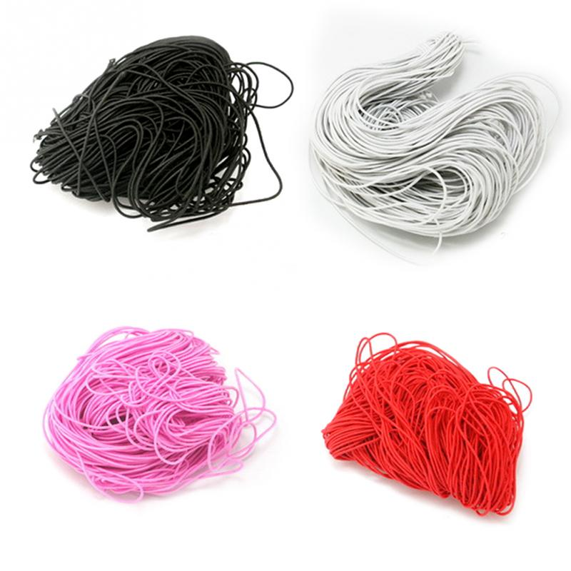 25M 1mm Strong Stretch Elastic Wire rope Bracelet Necklace String Bead