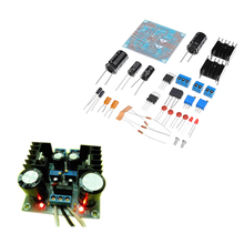 DIY LM317+LM337 Negative Dual Power Adjustable Kit Power Supply Module Board Electronic