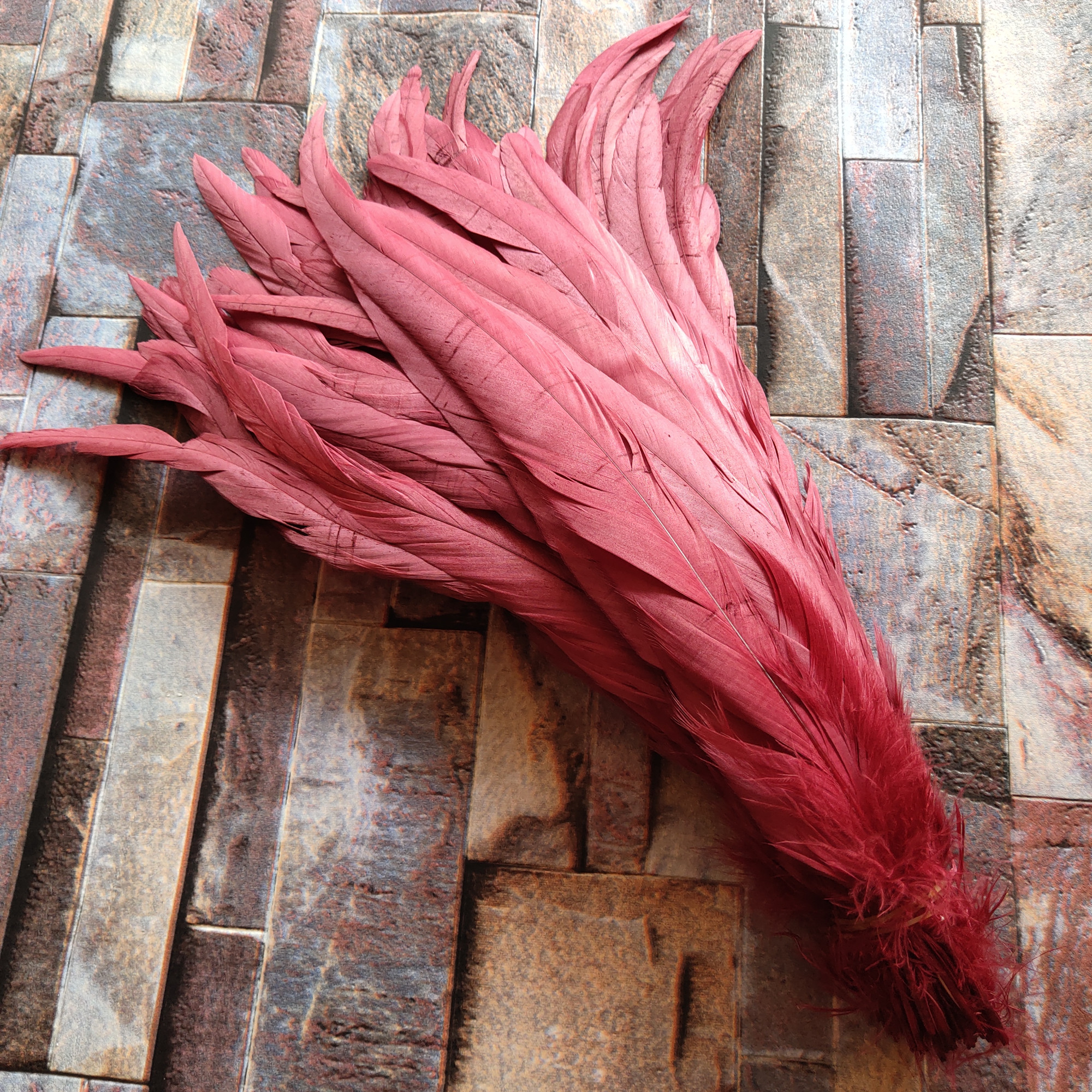Wholesale 10-100 PCS beautiful 30-35cm//12-14 inches Peacock Feathers Sword