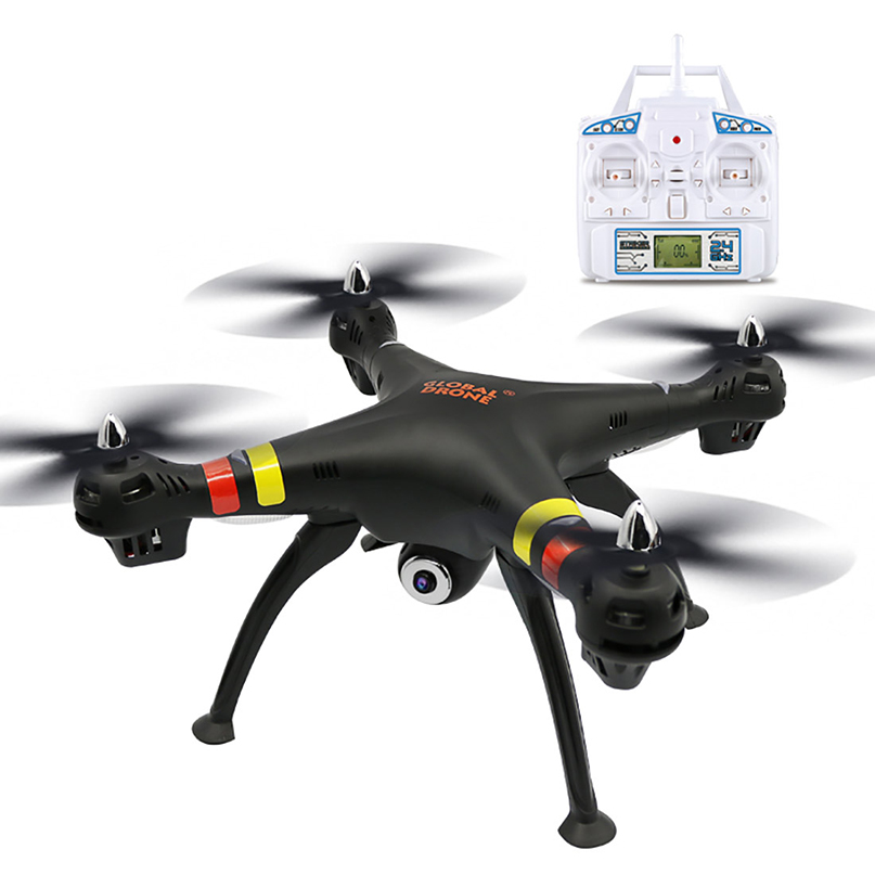 Global Drone Quadcopter Camera Return Selfie One-Key RC FPV With 720P Wifi/4k GW180 Aircraft