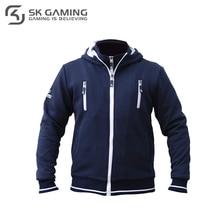 Толстовка SK Gaming Premium мужская на молнии из хлопка