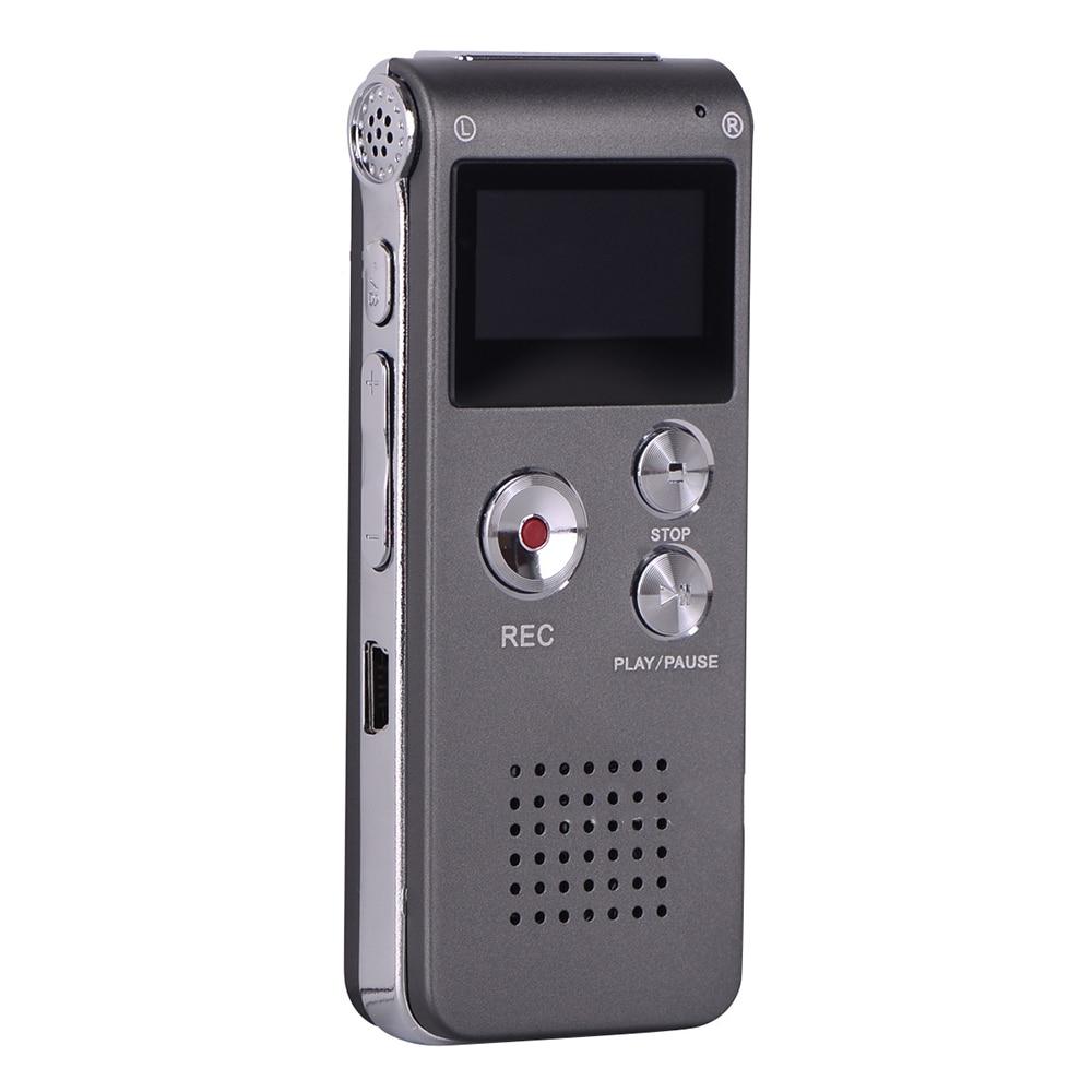Niedrigerer Preis Mit N28 8 Gb Professionelle Sprach Telefon Recorder Tragbare Voice Recorder Mp3 Player Verwendet Treffen Gespräche Telefon Anrufe GroßEr Ausverkauf Unterhaltungselektronik Tragbares Audio & Video