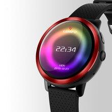 Купить с кэшбэком Luxury 4G Smart Watch Android 7.1.1 2GB + 16GB GPS 2MP Camera 1.39 Inch AMOLED Screen 580Mah Battery Smartwatch Men high quality